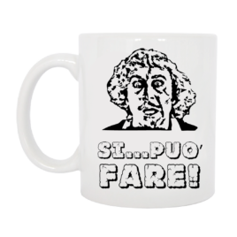 tazza frankenstein junior