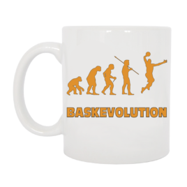TAZZA PALLACANESTRO BASKET EVOLUTION