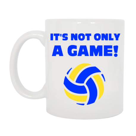 tazza pallavolo is not a game