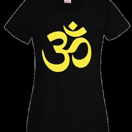 t-shirt Yoga simbolo OM