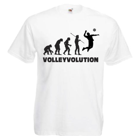 T-SHIRT VOLLEY EVOLUTION