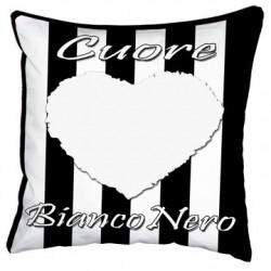 cuscino personalizzato squadra del cuore