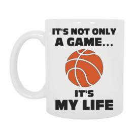 TAZZA BASKET IS NOT A GAME