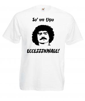 T-SHIRT ECCEZZIUNALE!