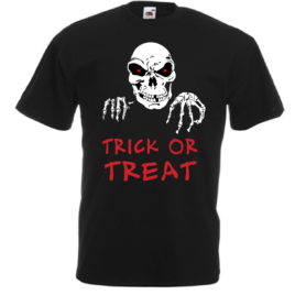 T-SHIRT HALLOWEEN TESCHIO