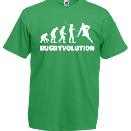 T-SHIRT RUGBYVOLUTION BAMBINO