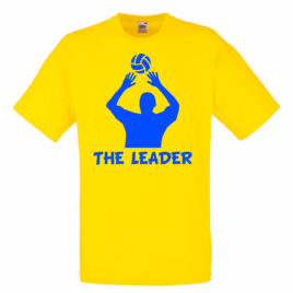 T-SHIRT VOLLEY THE LEADER SETTER BAMBINO UOMO