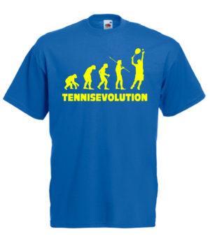 T-SHIRT TENNIS EVOLUTION BAMBINO UOMO