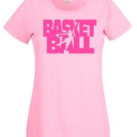 T-SHIRT BASKET BALL BAMBINA