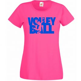 T-SHIRT VOLLEY BALL DONNA BAMBINA