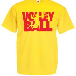 T-SHIRT VOLLEY BALL UOMO