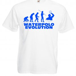 t-shirt waterpolo evolution uomo