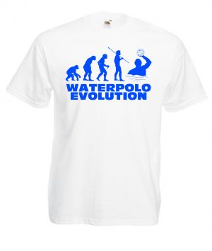 t-shirt waterpolo evolution uomo
