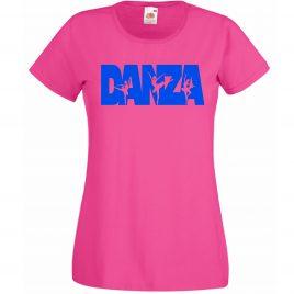 T-SHIRT DANZA BAMBINA
