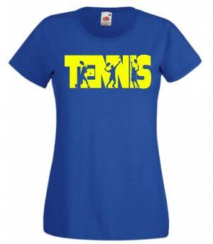 T-SHIRT TENNIS DONNA