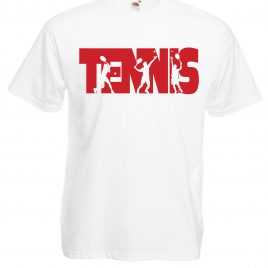 t-shirt tennis maglietta bambino