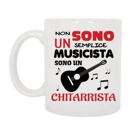 TAZZA CHITARRISTA MUSICISTA