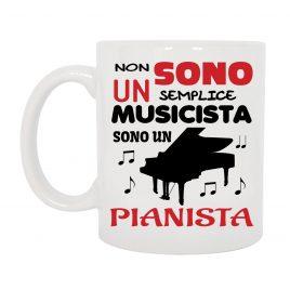 TAZZA PIANISTA MUSICISTA