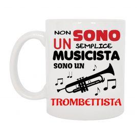 TAZZA TROMBETTISTA MUSICISTA