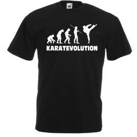 T-SHIRT KARATE EVOLUTION